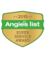 Angie's List Award 2015