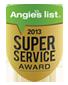 Angie's List Award 2013