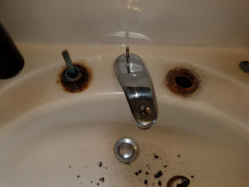 Gilbert Bathroom Sink Faucet Installation Project | JI Plumbing